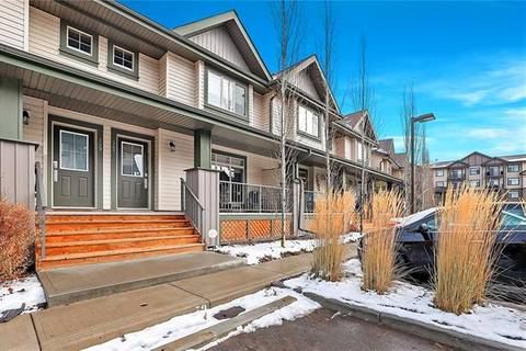 Townhouse for sale at 121 Copperpond Common Southeast Unit 507 Calgary Alberta - MLS: C4277696
