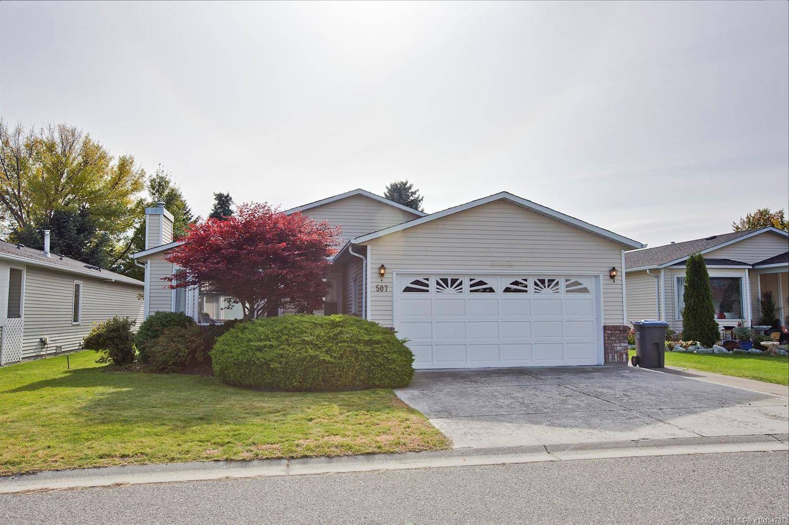 House for sale at 1255 Raymer Ave Unit 507 Kelowna British Columbia - MLS: 10194737