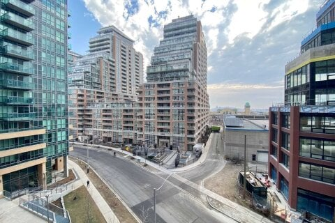 Apartment for rent at 150 East Liberty St Unit 507 Toronto Ontario - MLS: C5085648