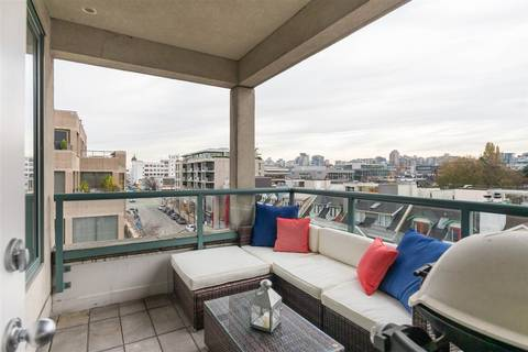 Condo for sale at 1688 Cypress St Unit 507 Vancouver British Columbia - MLS: R2419807