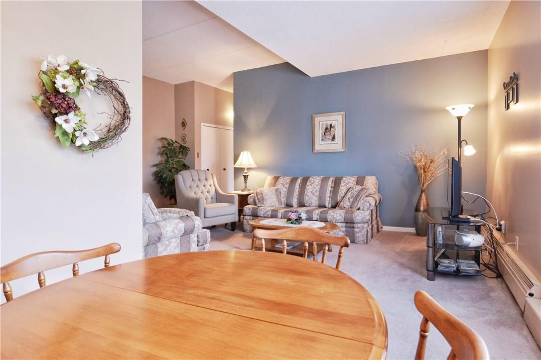 For Sale: 507 - 196 Scott Street, St Catharines, ON | 2 Bed, 1 Bath Condo for $205,000. See 15 photos!