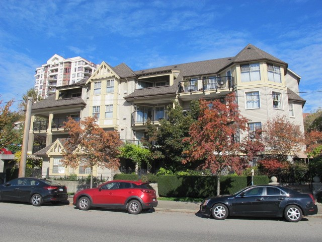 Buliding: 215 Twelfth Street, New Westminster, BC