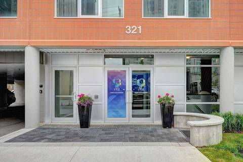 Condo for sale at 321 Spruce St Unit 507 Waterloo Ontario - MLS: X4716663