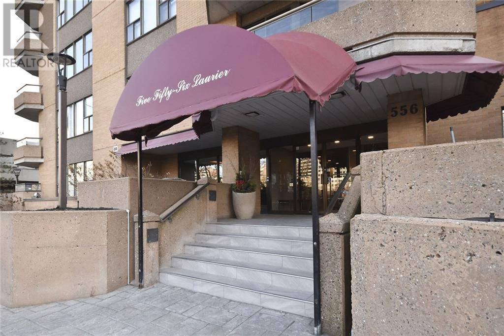 Condo for sale at 556 Laurier Ave W Unit 507 Ottawa Ontario - MLS: 1176699