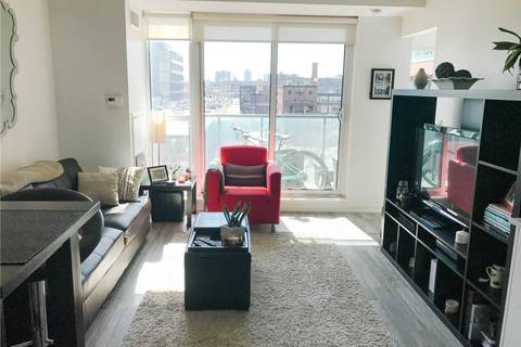 Apartment for rent at 69 Lynn Williams St Unit 507 Toronto Ontario - MLS: C4547394