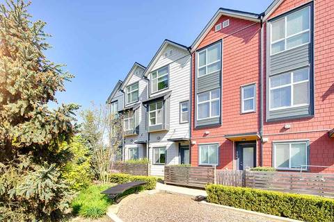 Townhouse for sale at 7533 Gilley Ave Unit 507 Burnaby British Columbia - MLS: R2408454