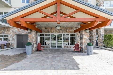 Condo for sale at 80 Orchid Point Rd Unit 507 Orillia Ontario - MLS: S4745043