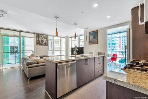 Condo for sale at 89 2nd Ave W Unit 507 Vancouver British Columbia - MLS: R2400011