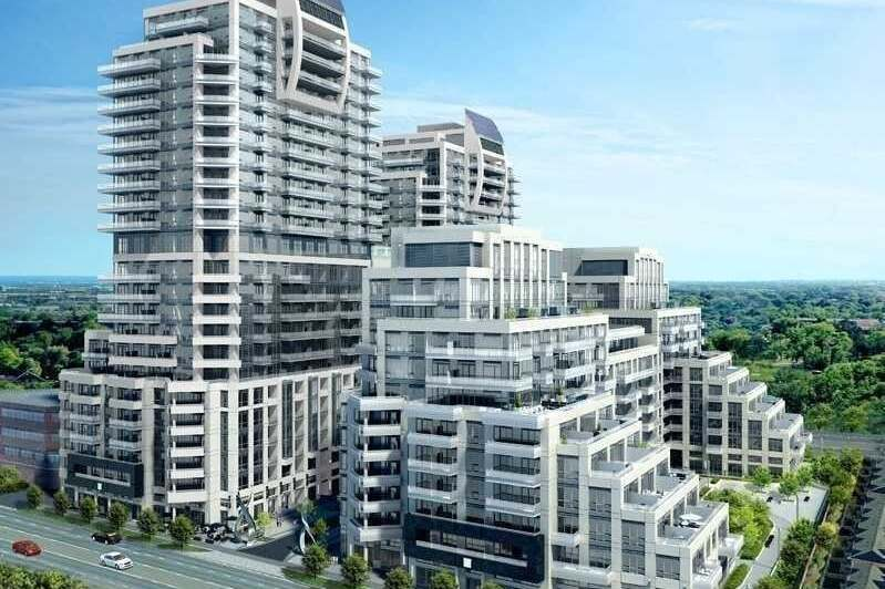 The Beverly Hills Condos: 9205 Yonge Street, Richmond Hill, ON