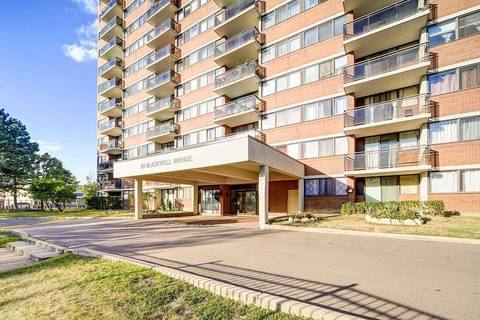 Condo for sale at 99 Blackwell Ave Unit 507 Toronto Ontario - MLS: E4561638