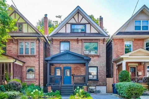 Townhouse for sale at 507 Annette St Toronto Ontario - MLS: W4968030