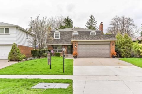 House for sale at 507 Bohemia Cres Oakville Ontario - MLS: W4568435