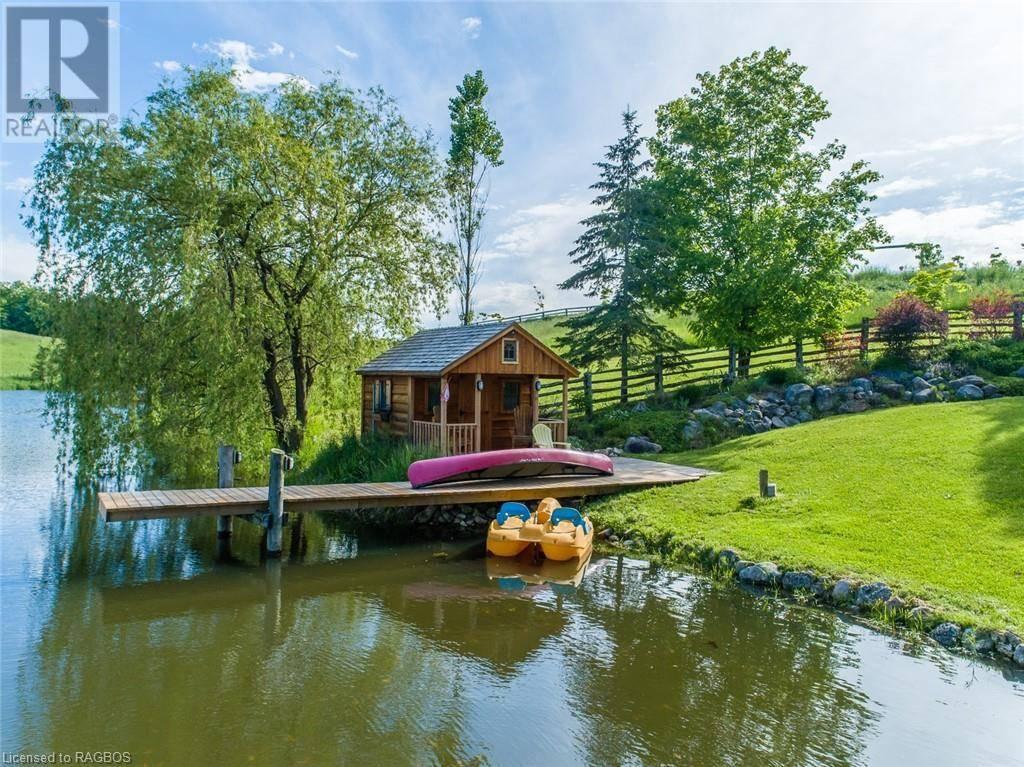 House for sale at 507 Brant-elderslie Townline Brockton Ontario - MLS: 256763