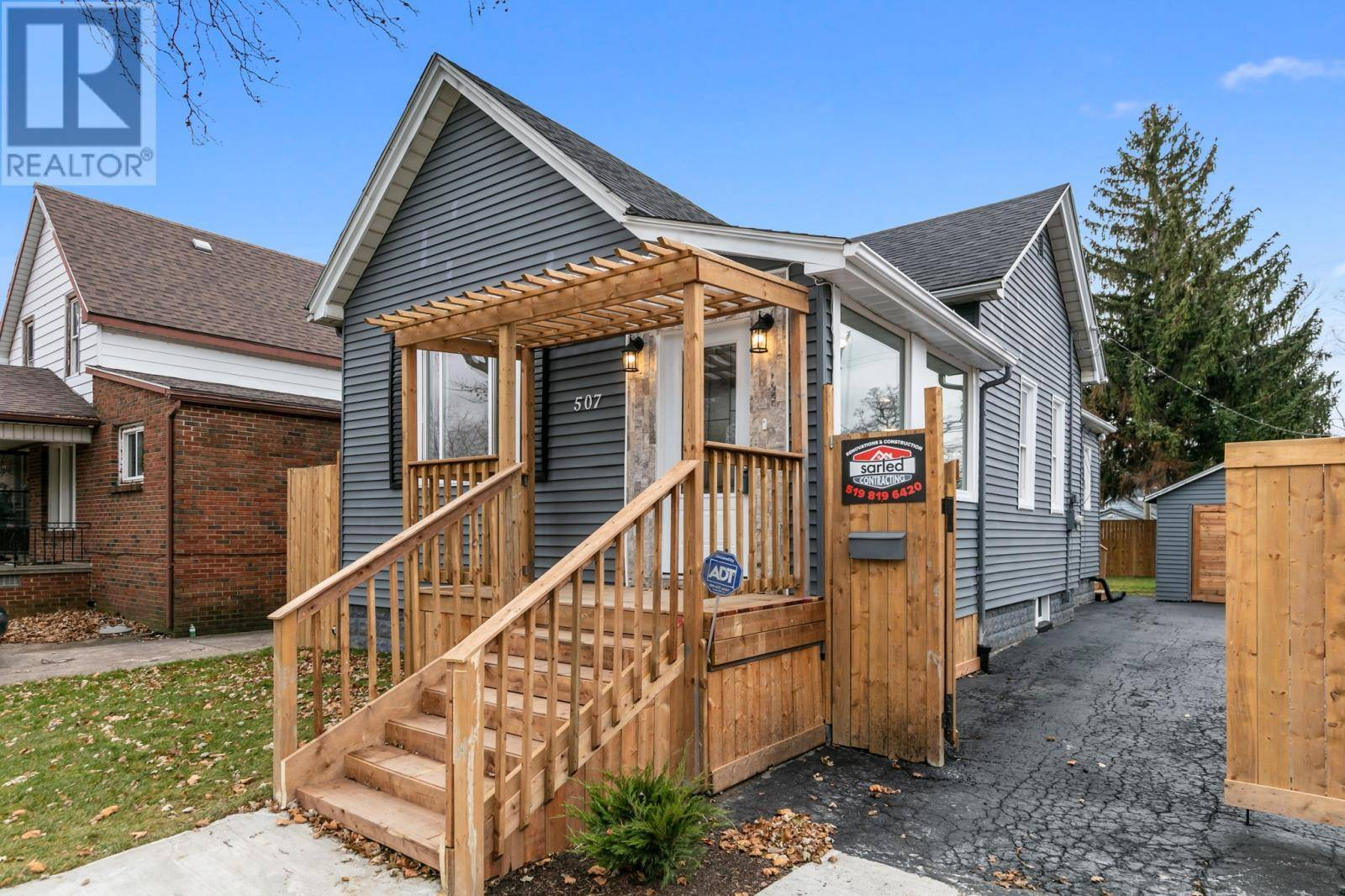 House for sale at 507 Cameron Ave Windsor Ontario - MLS: 19028837