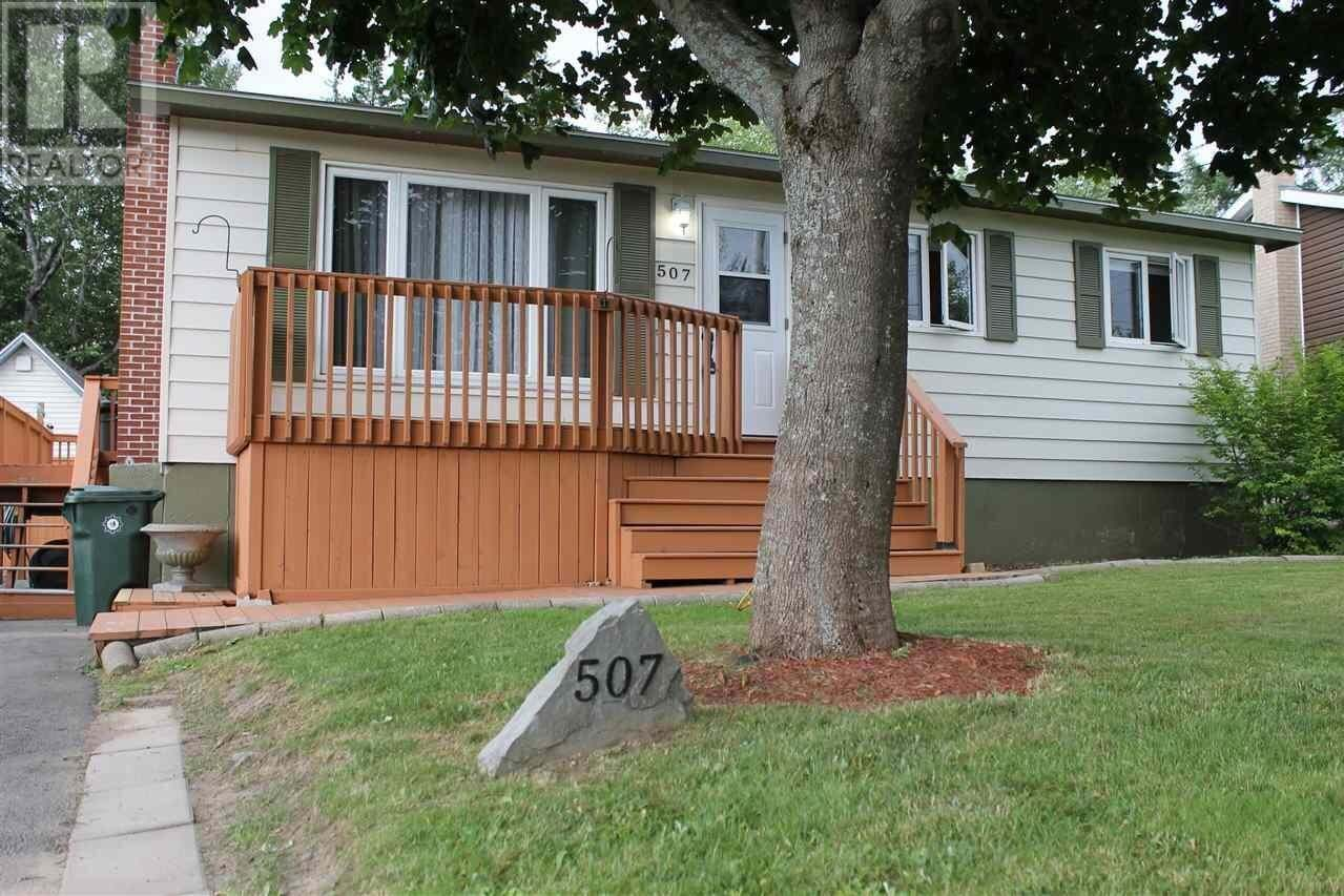House for sale at 507 Cottage Rd Sydney Nova Scotia - MLS: 202014868