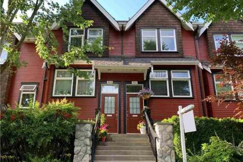 Townhouse for sale at 507 7th Ave E Vancouver British Columbia - MLS: R2472829