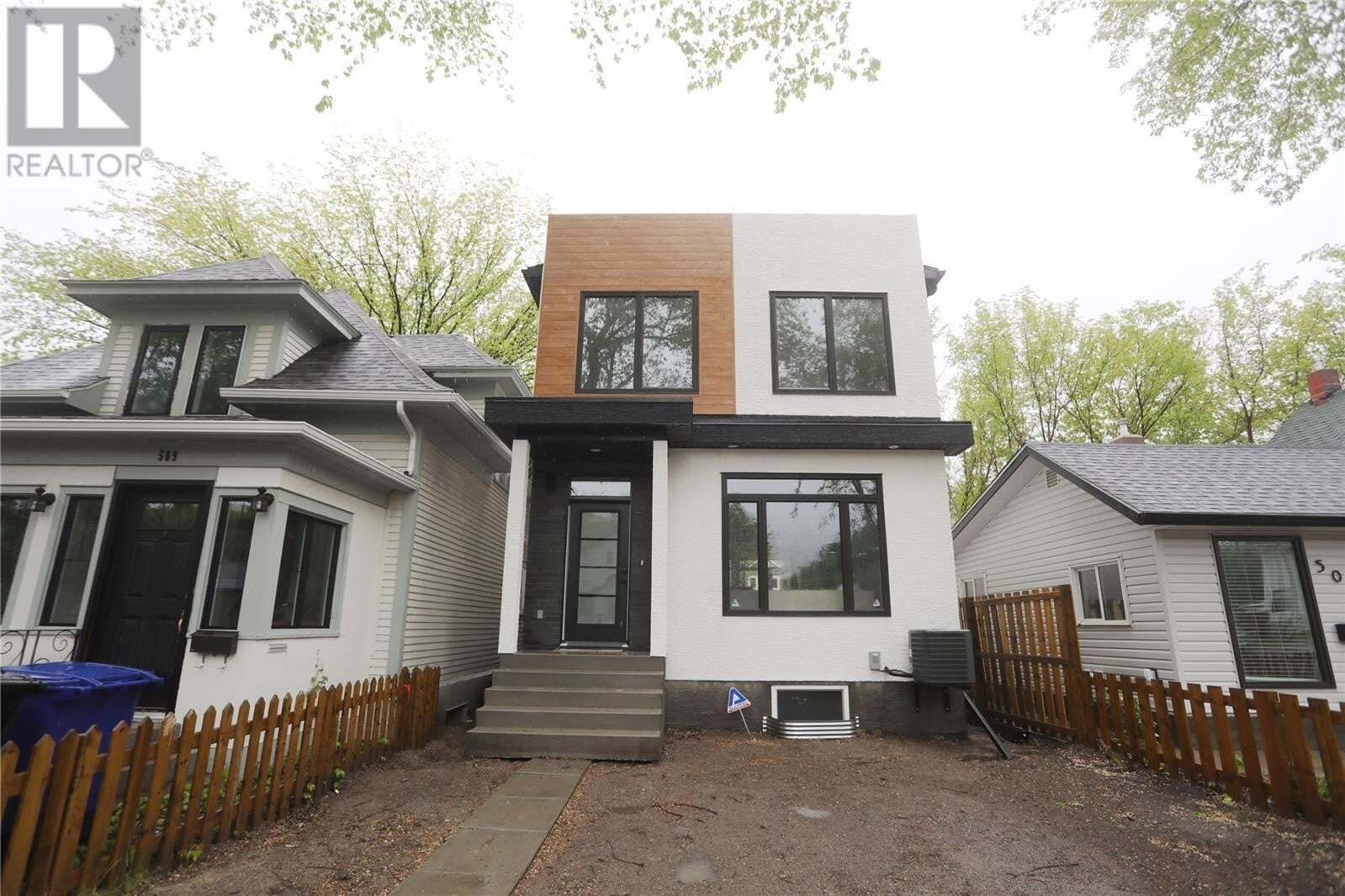 House for sale at 507 F Ave S Saskatoon Saskatchewan - MLS: SK826676