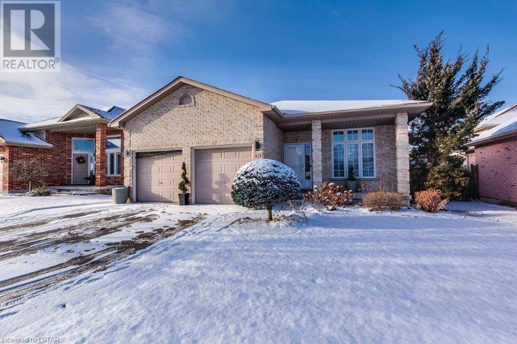 House for sale at 507 Forest Creek Pl London Ontario - MLS: 241003