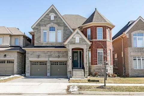 House for sale at 507 Hidden Trail Circ Oakville Ontario - MLS: W4389626