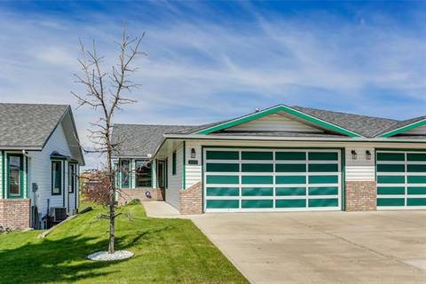 Townhouse for sale at 507 High View Point(e) Northwest High River Alberta - MLS: C4245758