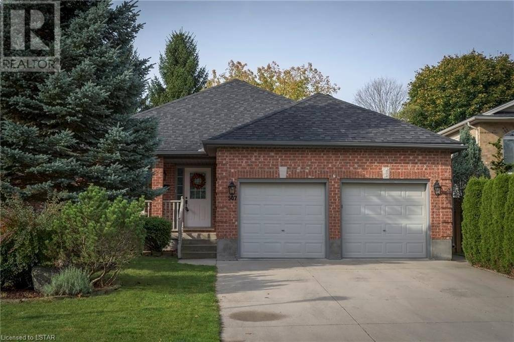 House for sale at 507 Inverness Ave London Ontario - MLS: 229472