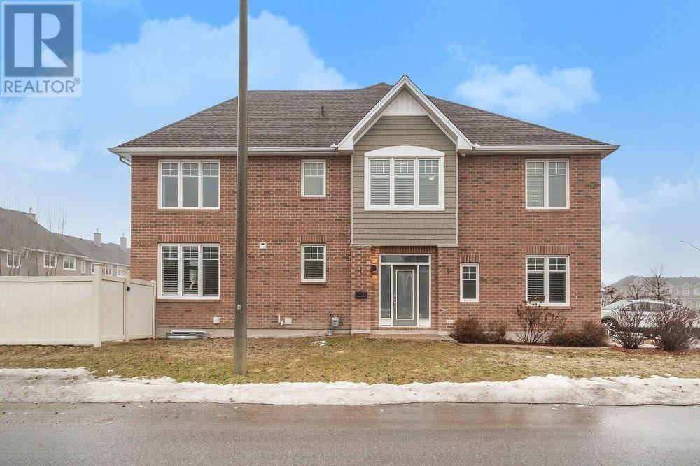 Townhouse for sale at 507 Rochefort Circ Ottawa Ontario - MLS: 1186408