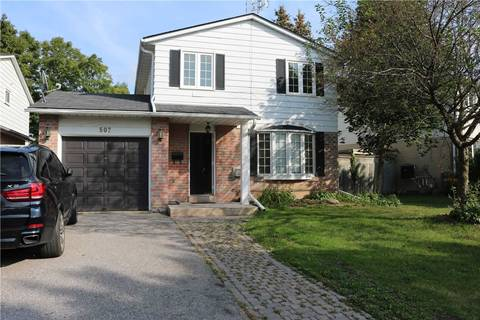 House for rent at 507 Sandford St Newmarket Ontario - MLS: N4581769