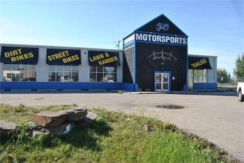 Commercial property for sale at 507 West Pine Rd Strathmore Alberta - MLS: C4276001