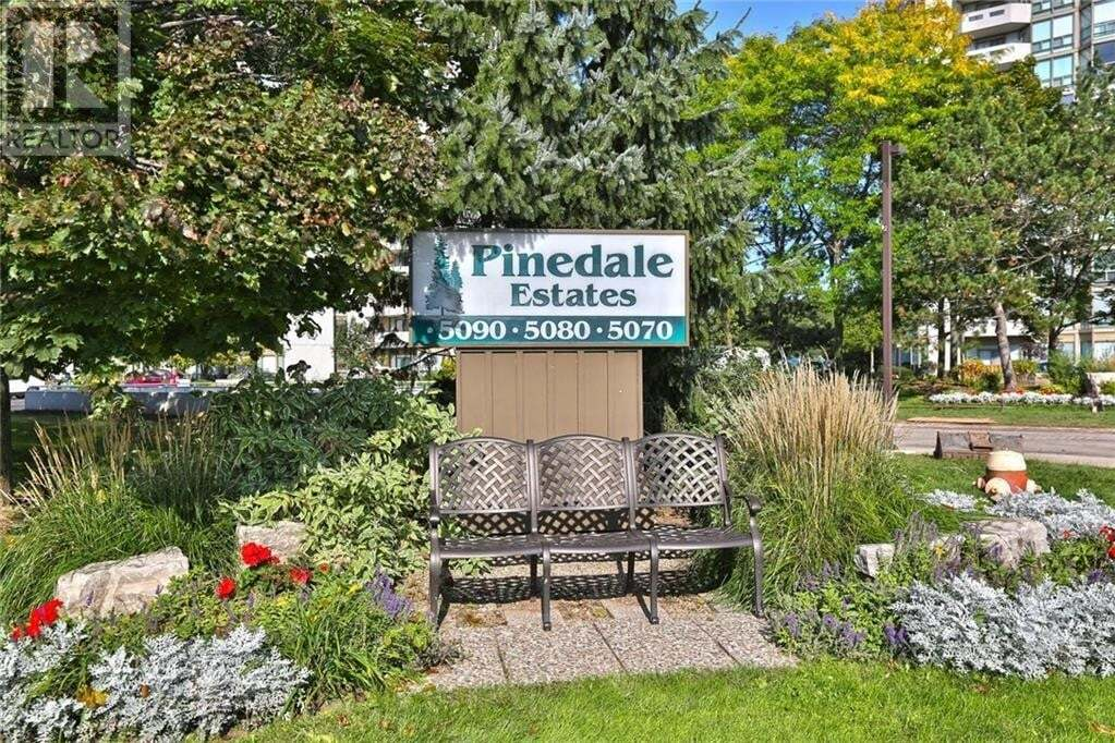 Condo for sale at 5070 Pinedale Ave Burlington Ontario - MLS: 30816038