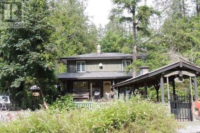 House for sale at 5072 Prospect Ave Texada Island British Columbia - MLS: 15127