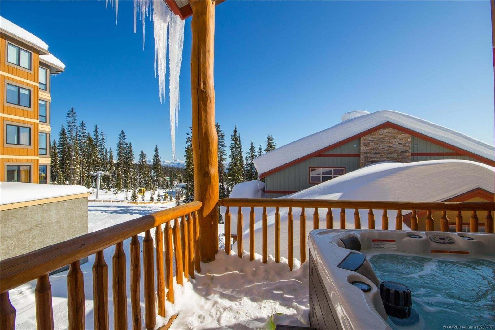 Townhouse for sale at 5075 Snowbird Wy Big White British Columbia - MLS: 10200237