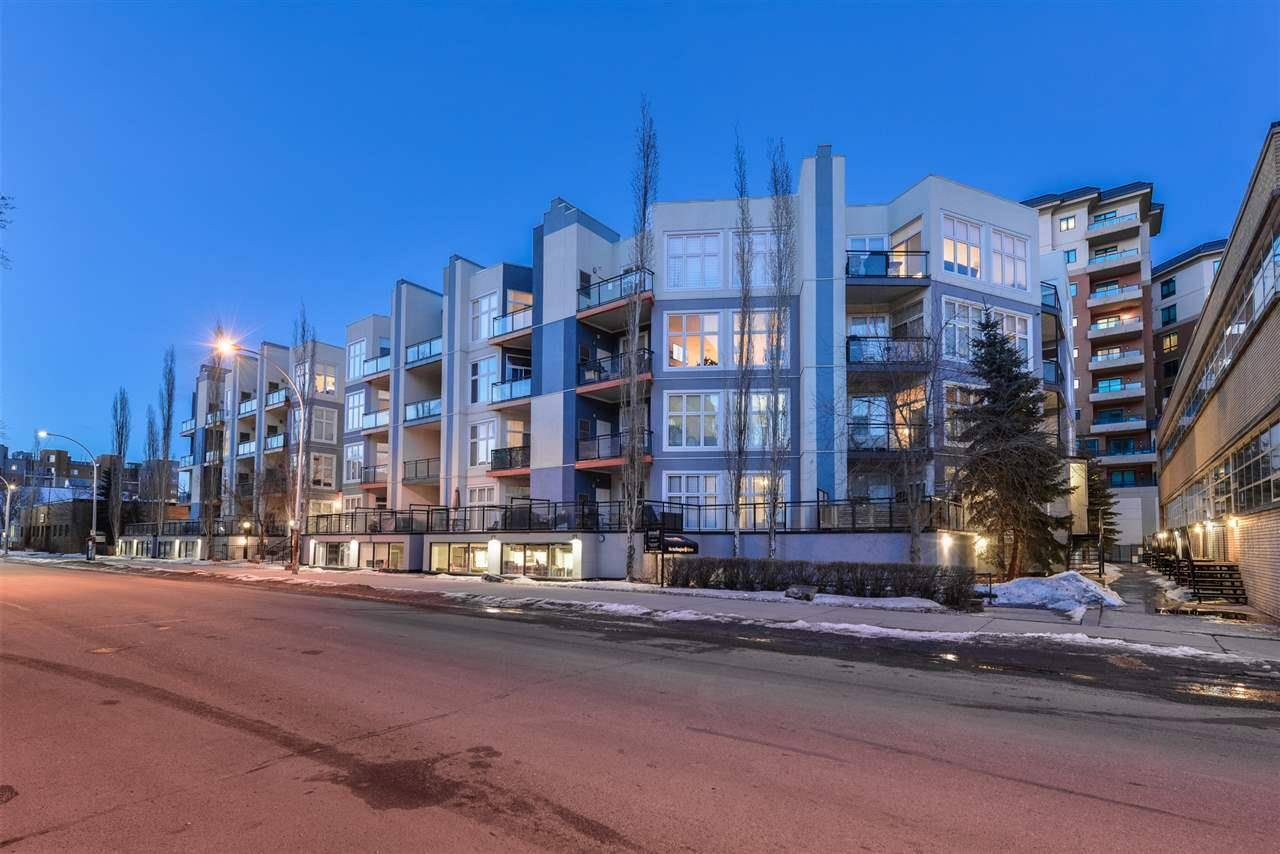 Condo for sale at 10147 112 St Nw Unit 508 Edmonton Alberta - MLS: E4192663