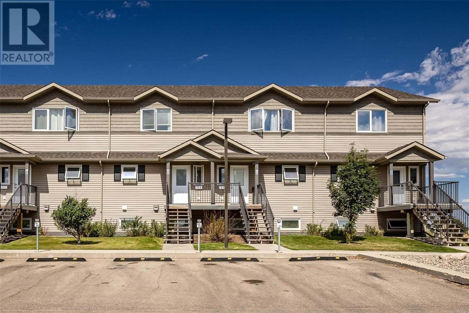 Townhouse for sale at 1303 Richardson Rd Unit 508 Saskatoon Saskatchewan - MLS: SK821124