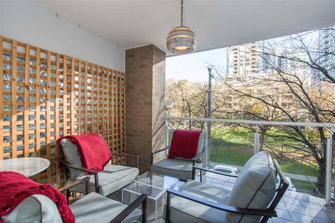 Condo for sale at 1500 Hornby St Unit 508 Vancouver British Columbia - MLS: R2441870