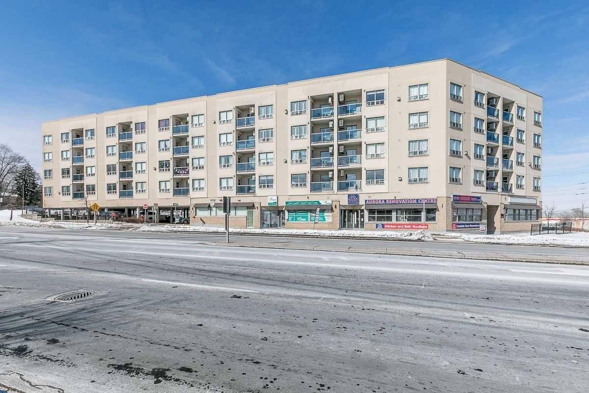 Wellington Gates Condos: 160 Wellington Street East, Aurora, ON
