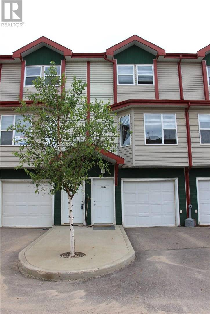 Townhouse for sale at 201 Arabian Dr Unit 508 Fort Mcmurray Alberta - MLS: fm0182686