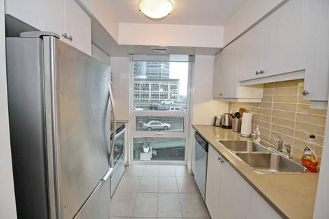Apartment for rent at 25 Lower Simcoe St Unit 508 Toronto Ontario - MLS: C4662615