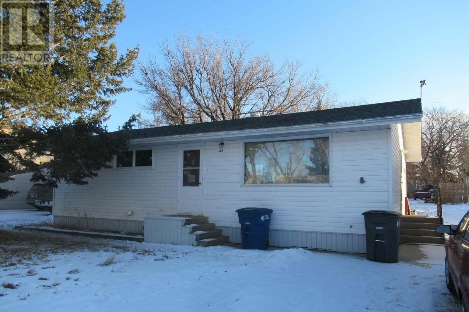 House for sale at 508 2nd Ave E Assiniboia Saskatchewan - MLS: SK813744