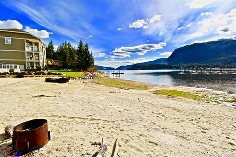 Condo for sale at 326 Mara Lake Ln Unit 508 Sicamous British Columbia - MLS: 10172558