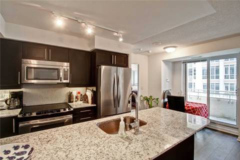 Apartment for rent at 35 Bastion St Unit 508 Toronto Ontario - MLS: C4685709