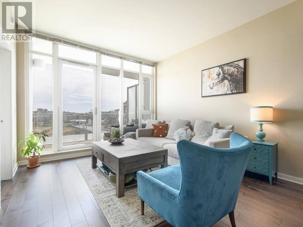 Condo for sale at 373 Tyee Rd Unit 508 Victoria British Columbia - MLS: 415736