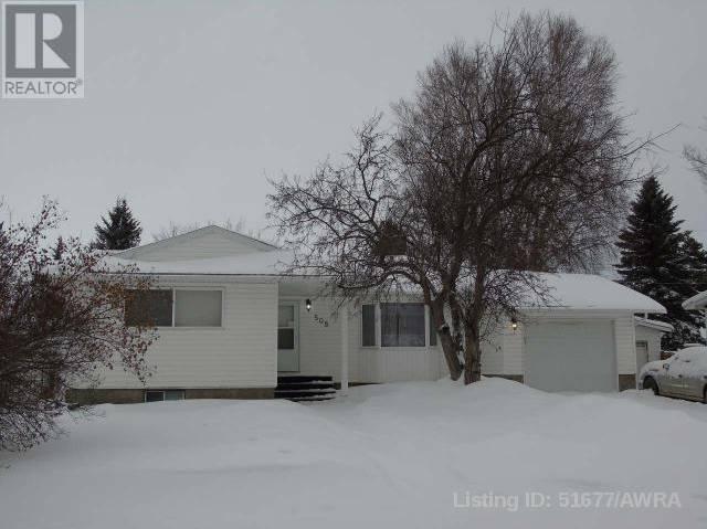 House for sale at 508 5 Ave Ne Slave Lake Alberta - MLS: 51677