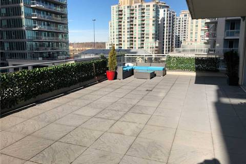 Property for rent at 58 Marine Parade Dr Unit 508 Toronto Ontario - MLS: W4694606