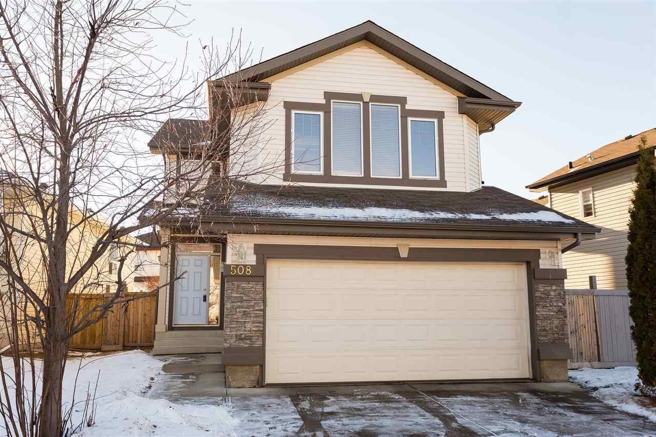 House for sale at 508 60 St SW Edmonton Alberta - MLS: E4225574