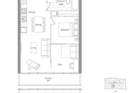 Condo for sale at 90 Queens Wharf Rd Unit 508 Toronto Ontario - MLS: C4552064