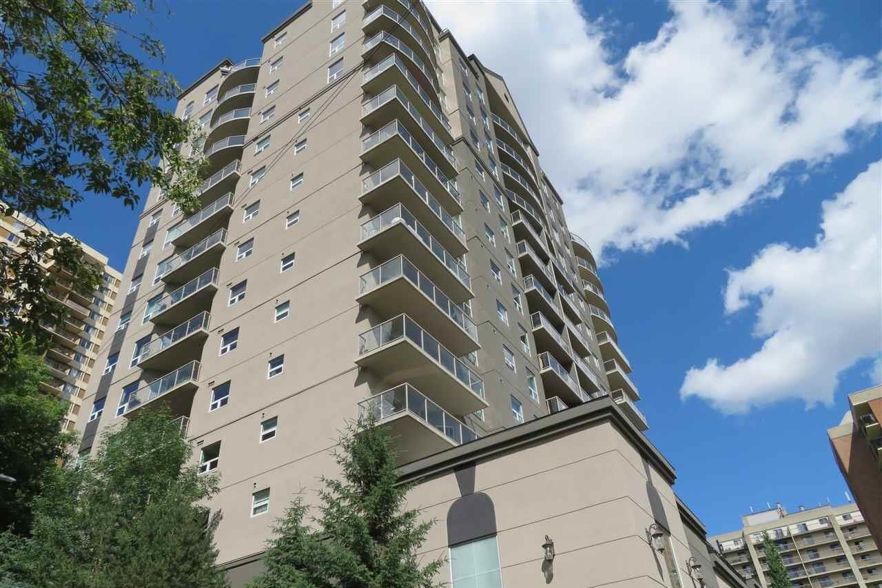 Condo for sale at 9819 104 St NW Unit 508 Edmonton Alberta - MLS: E4205743