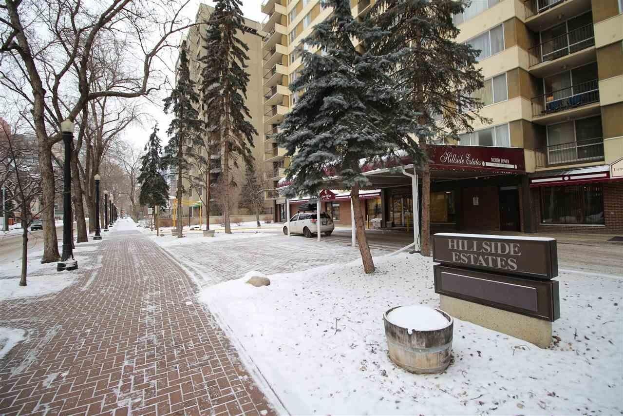 Condo for sale at 9909 104 St NW Unit 508 Edmonton Alberta - MLS: E4220618