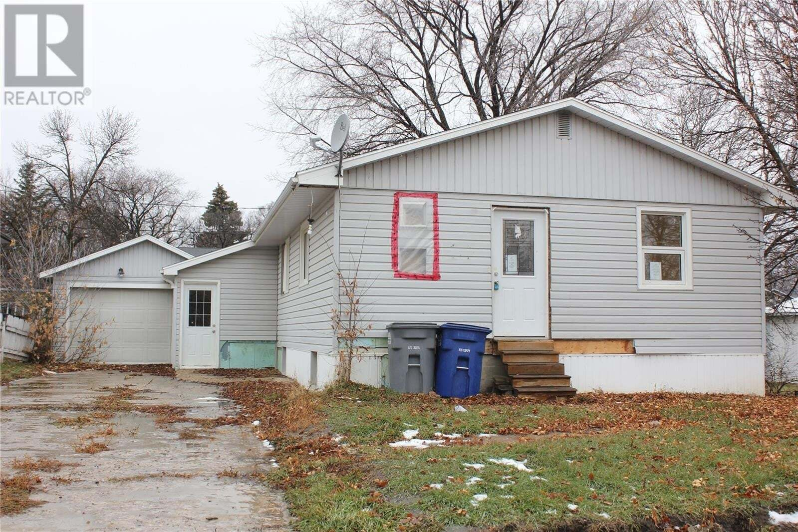 House for sale at 508 Brownlee St Herbert Saskatchewan - MLS: SK809728