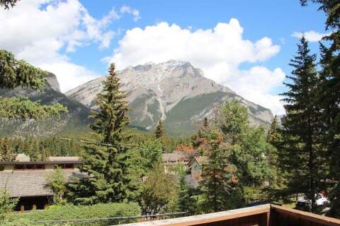 Townhouse for sale at 508 Deer St Banff Alberta - MLS: A1015384