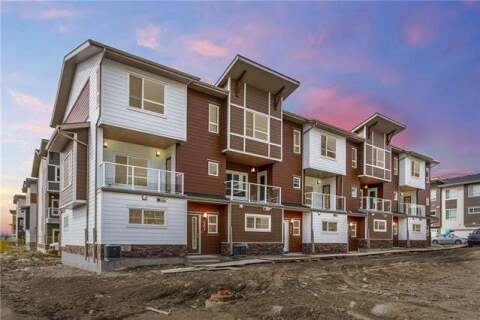 Townhouse for sale at 508 Harvest Grove Walk/walkway Northeast Calgary Alberta - MLS: C4293722